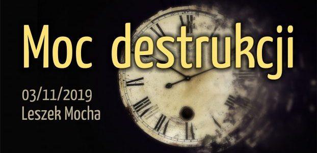 Moc destrukcji